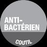 Traitement antibactérien