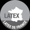 Latex de Fabrication française