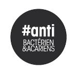 Traitements antibactérien et anti-acariens