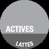 Lattes actives